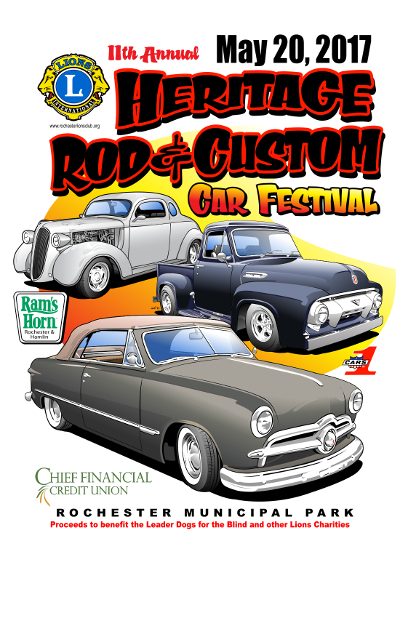 Rod & Custom Car Show