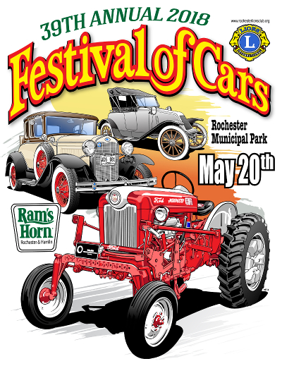 Rochester Lions Club Car show @ Rochester Municipal Park | Rochester | Michigan | United States