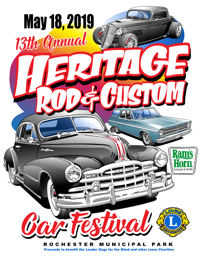 Heritage Rod & Custom Car Festival