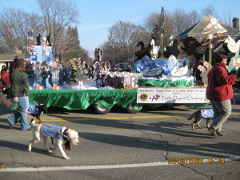 2009 Christmas Parade Float