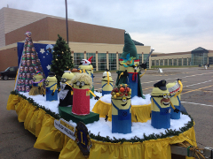 2016 Christmas Parade Float