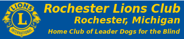 Rochester Lions Club